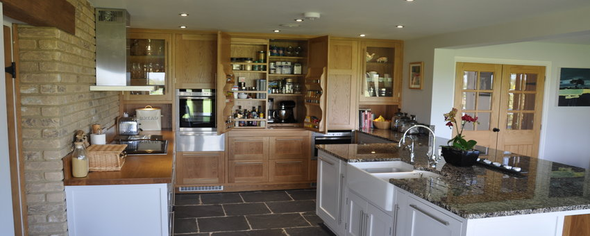 bespoke kitchen designer sussex handmade kitchen units
