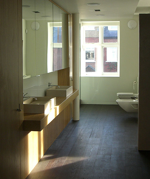 Bespoke bathroom unit