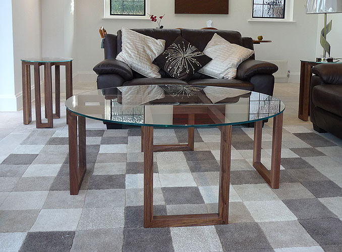 Handmade coffee table designer