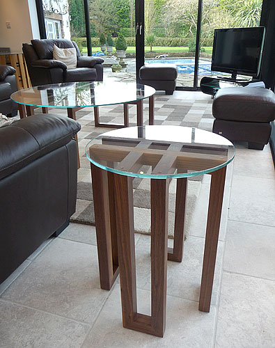 Bespoke luxury coffee table design