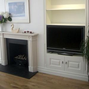 Handmade luxury fitted furniture design