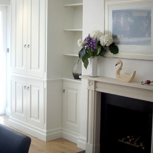 Bespoke fitted furniture designer