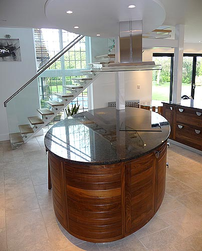 Bespoke contemporary kitchen contemporary kitchen bespoke kitchens Bespoke contemporary kitchen design