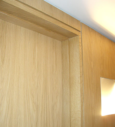Oak Panelling and Bespoke Doors