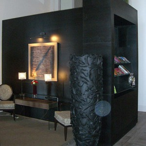 Interior Design Handmade hotel furniture