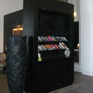 Interior Design Handmade hotel furniture