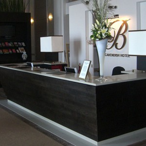 Bespoke luxury office desk