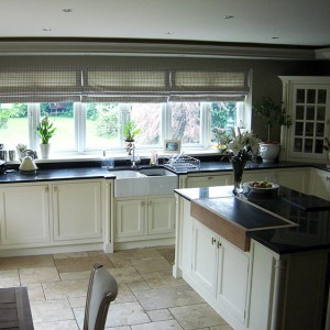 handmade country cottage style kitchen