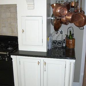 hand painter bespoke shaker kitchen sussex