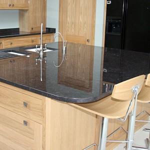 bespoke kitchen island unit Sussex