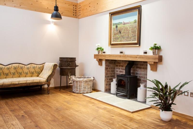 Handmade living room furniture