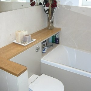 Bespoke bathroom design