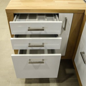 Bespoke kitchen storage
