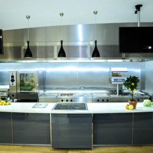 Bespoke kitchens for chefs